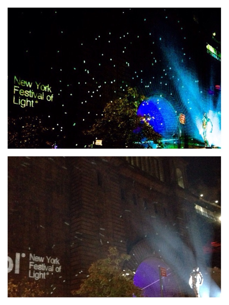 New York's Festival of Light!!!
