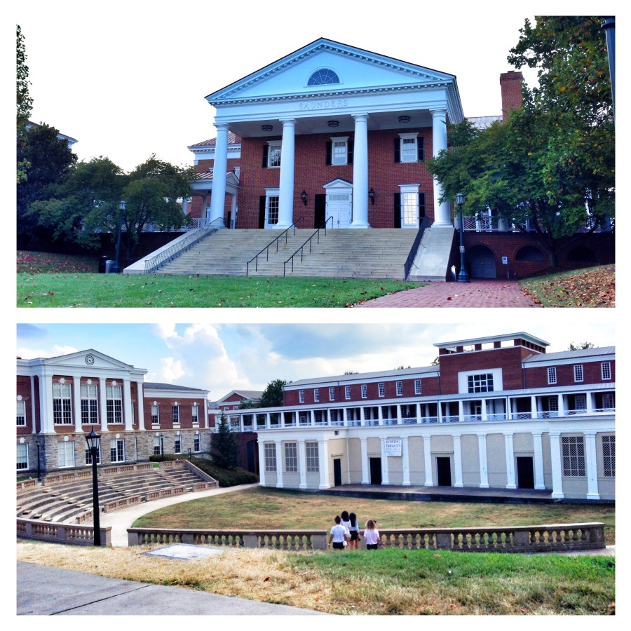 The UVA Campus